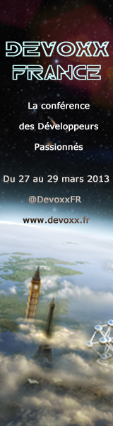 devoxx 2013 - oxiane est partenaire !