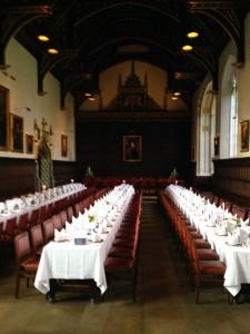 Salle de dîner de Saint John's college
