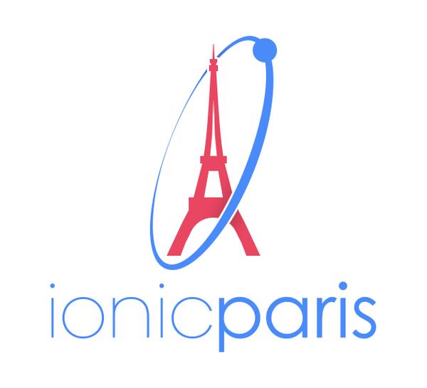 logo meetup ionic paris