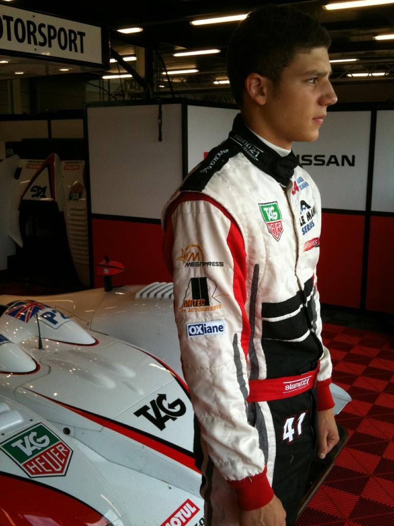 Olivier@Silverstone