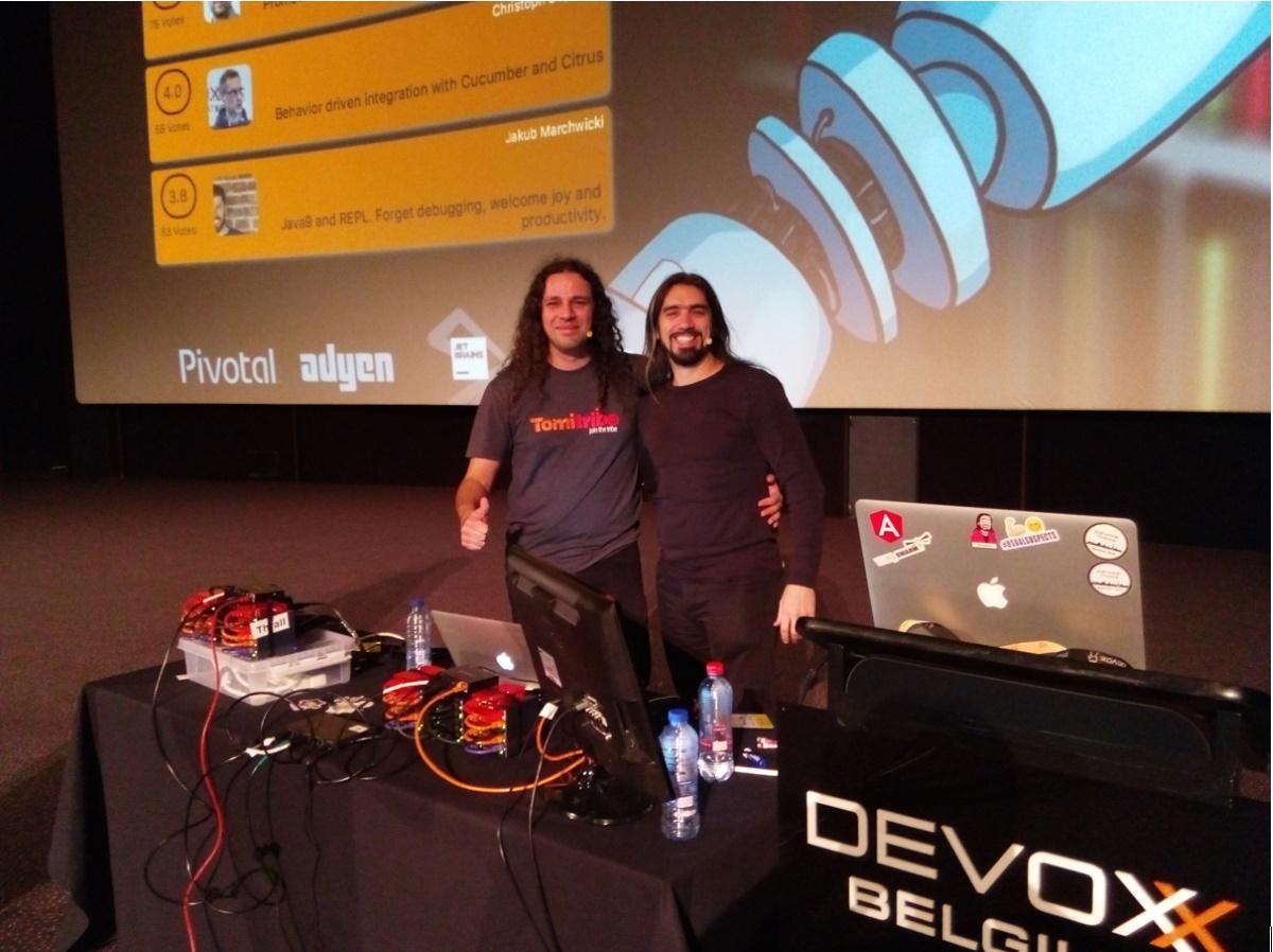 Devoxx Belgium 2017 02