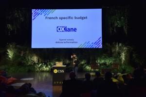 OXiane partenaire de la conférence dotCSS